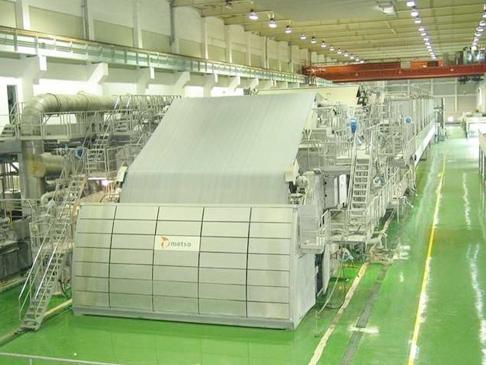 江苏南京某造纸厂应用消泡剂